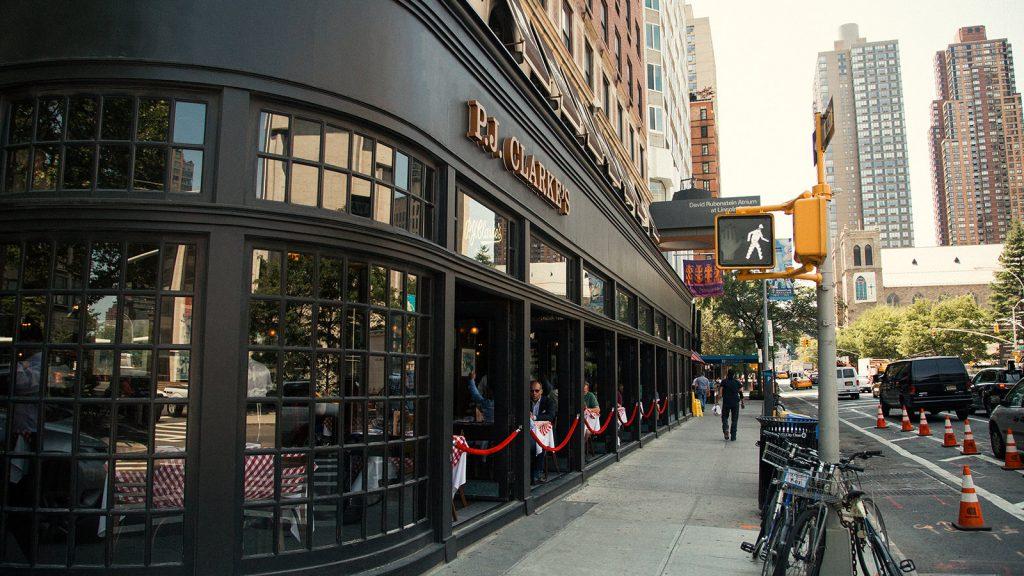 P J Clarke S Restaurant And Bar Lincoln Square Pj Clarke S